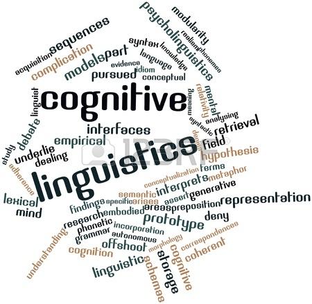 lingvistica cognitivistă