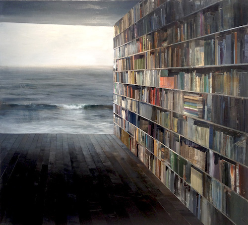 Library by the Sea, Jeremy Miranda