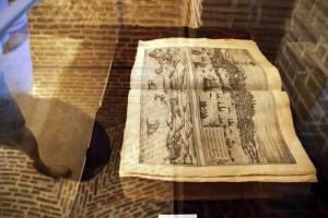 Hartă veche - expoziție