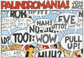 Palindromuri cunoscute în engleză