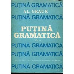 Al. Graur, Puțină gramatică, vol. II