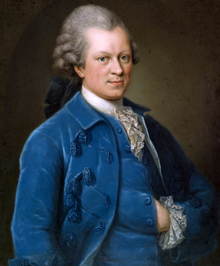 Gotthold Ephraim Lessing - Sursă: Wikipedia