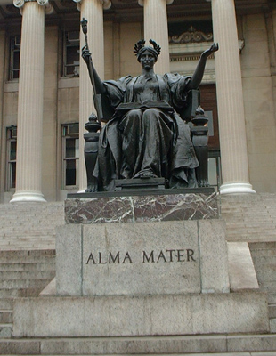 Sursa: http://www.yeodoug.com/resources/dc_french/alma_mater/dcfrench_alma_mater.html